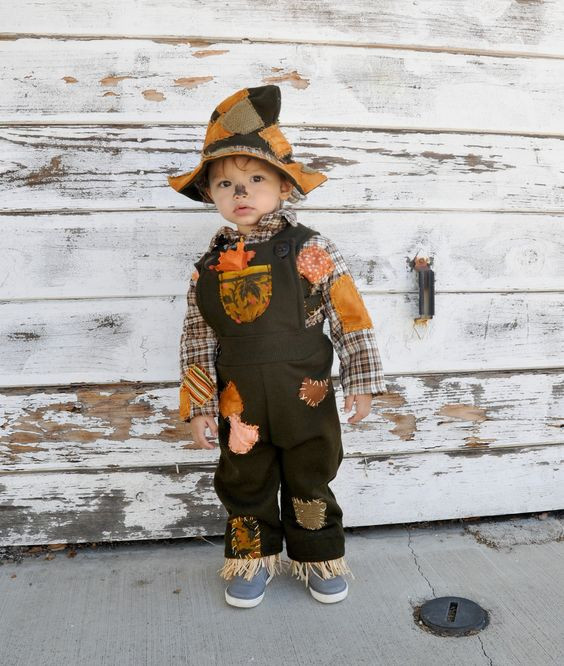 Best ideas about Toddler Scarecrow Costume DIY . Save or Pin Boys Baby boy and Halloween scarecrow on Pinterest Now.