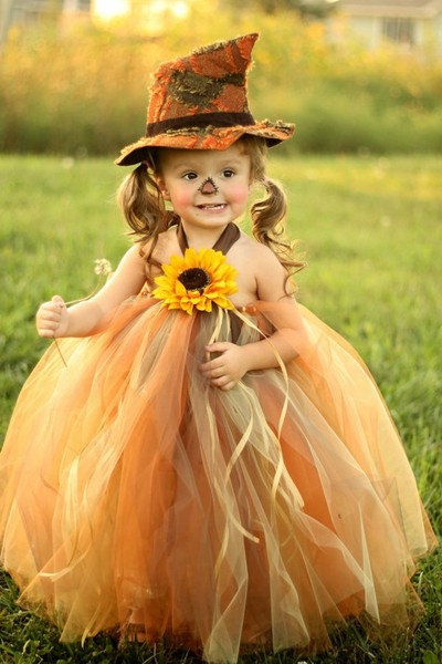 Best ideas about Toddler Scarecrow Costume DIY . Save or Pin DIY Halloween Costume Ideas for Kids You Will Love Now.