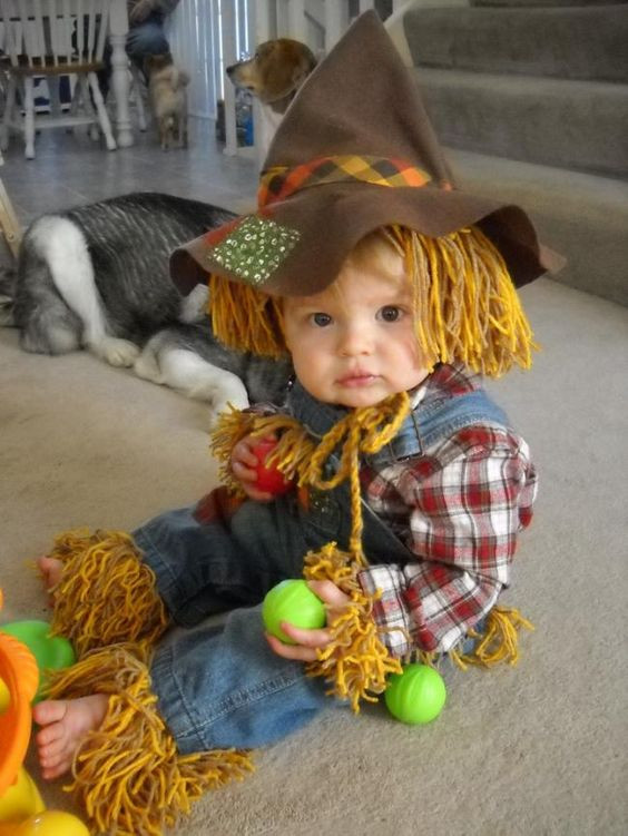 Best ideas about Toddler Scarecrow Costume DIY . Save or Pin Kid Google and Homemade on Pinterest Now.
