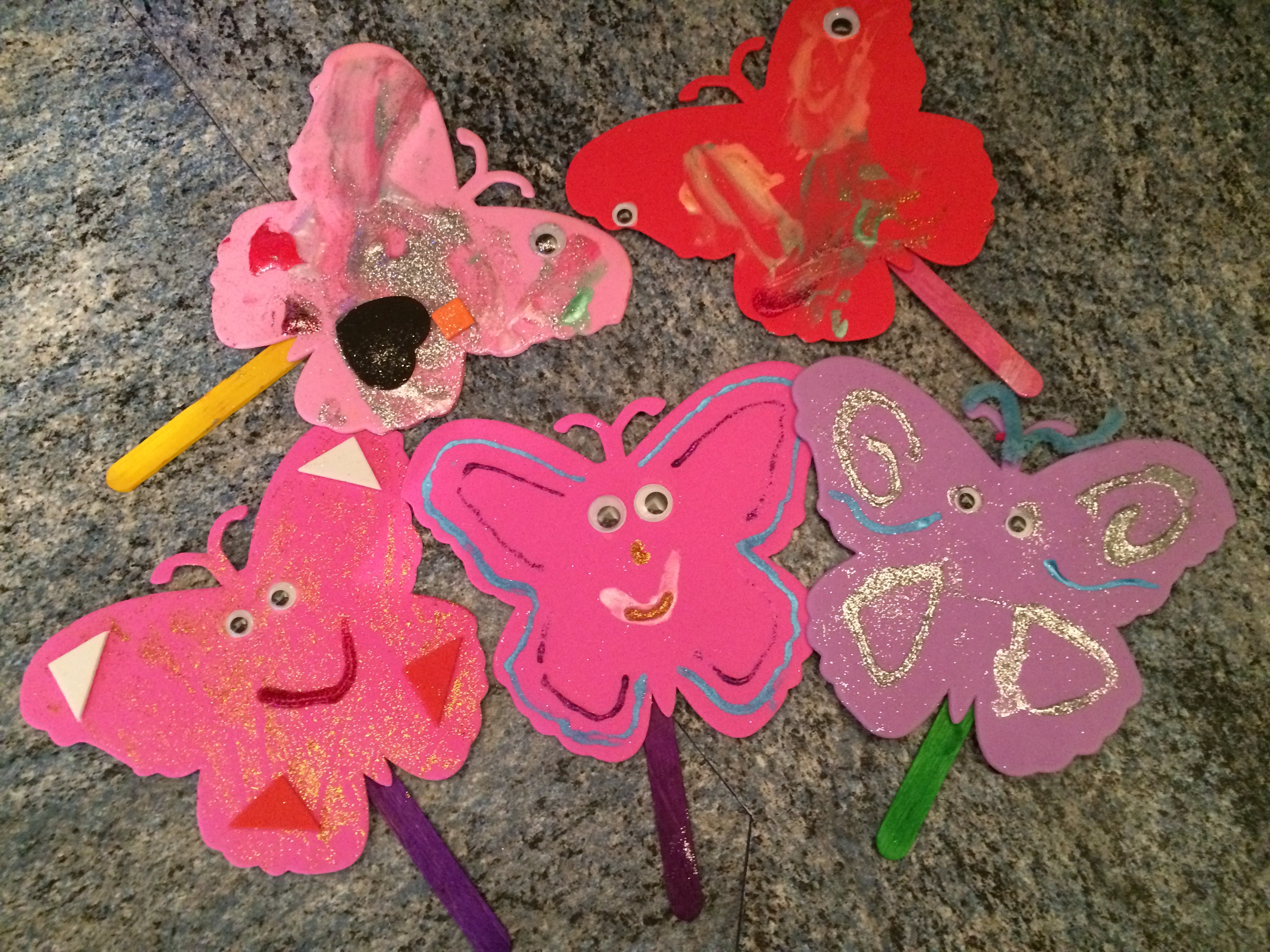 Best ideas about Toddlers Crafts For Spring . Save or Pin Spring Craft Idea For Toddlers Everything Mummy Now.