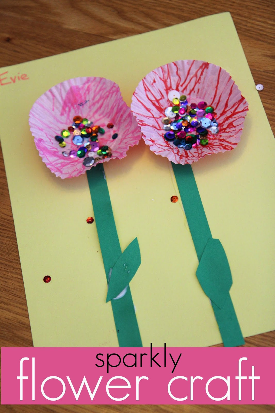 Best ideas about Toddlers Crafts For Spring . Save or Pin Toddler Approved Spring Art Baggie Painted Flowers Now.