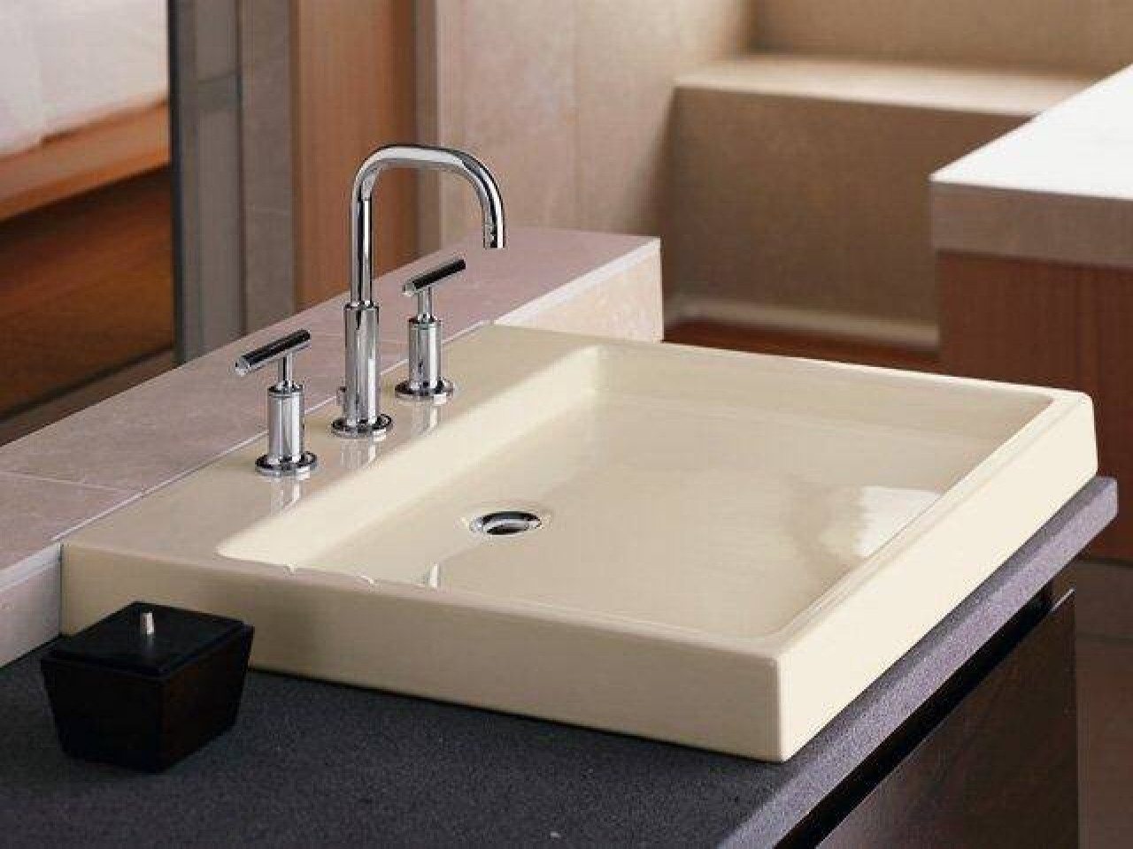 Best ideas about Top Mount Bathroom Sink . Save or Pin Kohler bathroom sink kohler vessel bathroom sinks kohler Now.