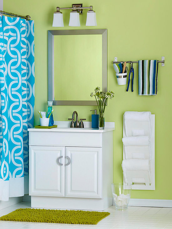 Best ideas about Towel Storage Ideas For Small Bathrooms . Save or Pin Great DIY Bathroom Towel Storage Ideas Diy and Crafts Now.