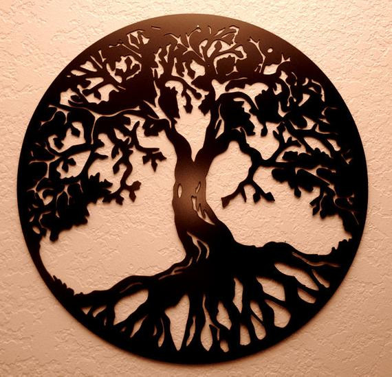 Best ideas about Tree Of Life Wall Art . Save or Pin Tree of Life Metal Wall Art Now.