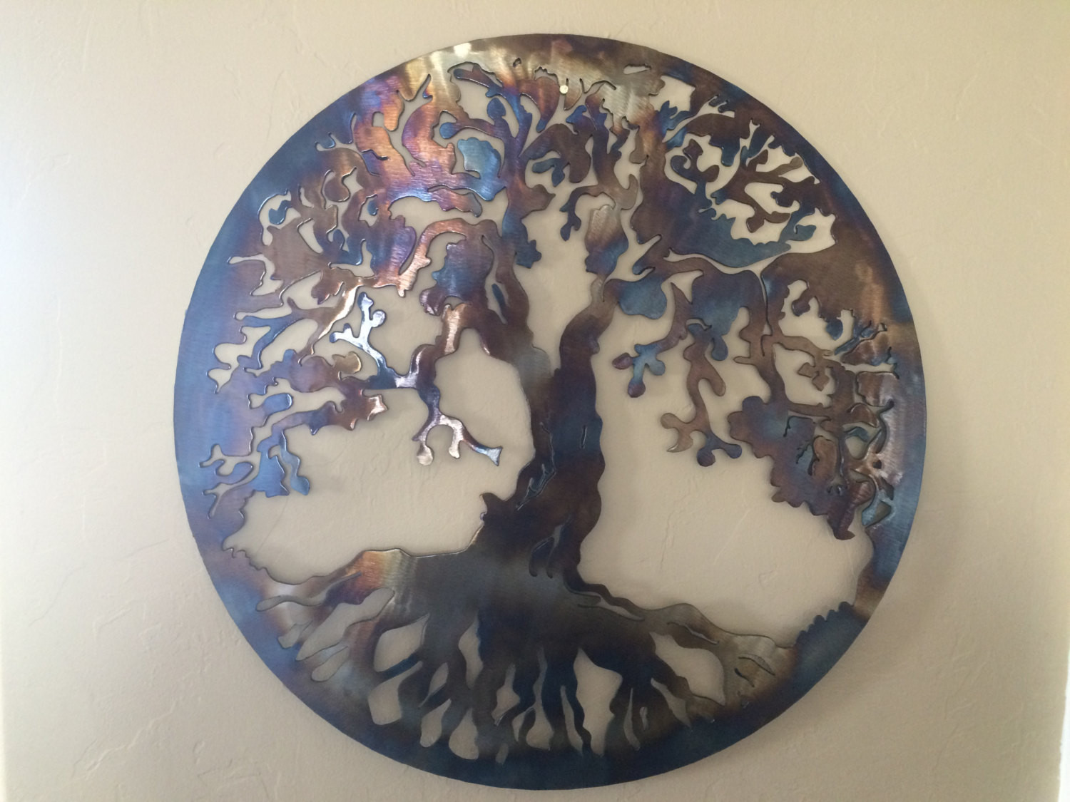 Best ideas about Tree Of Life Wall Art . Save or Pin Tree of Life Metal Wall Art Decor Now.