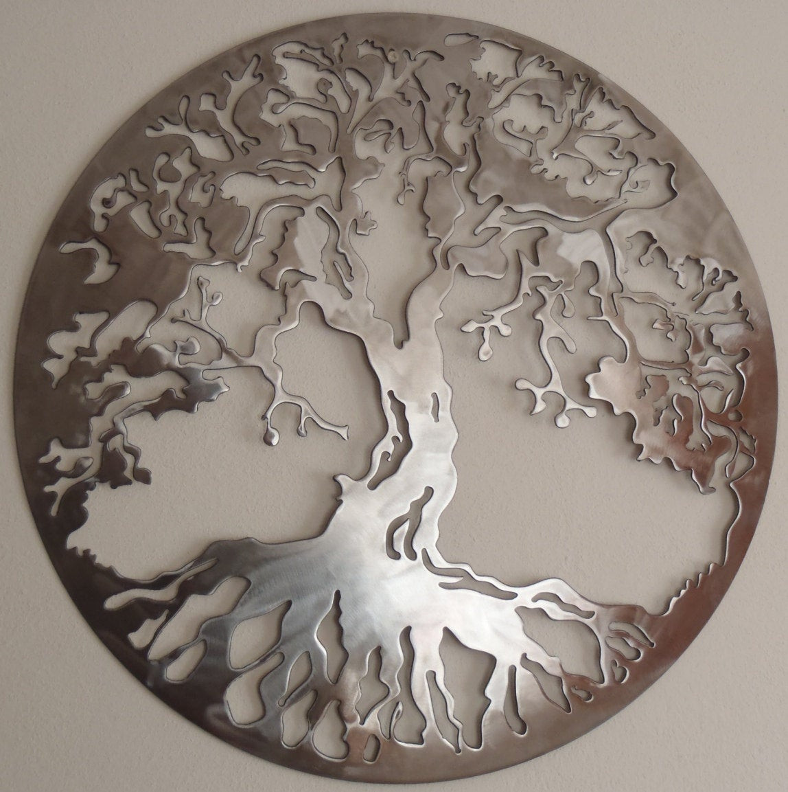 Best ideas about Tree Of Life Wall Art . Save or Pin Tree Life Metal Art Wall Decor Now.