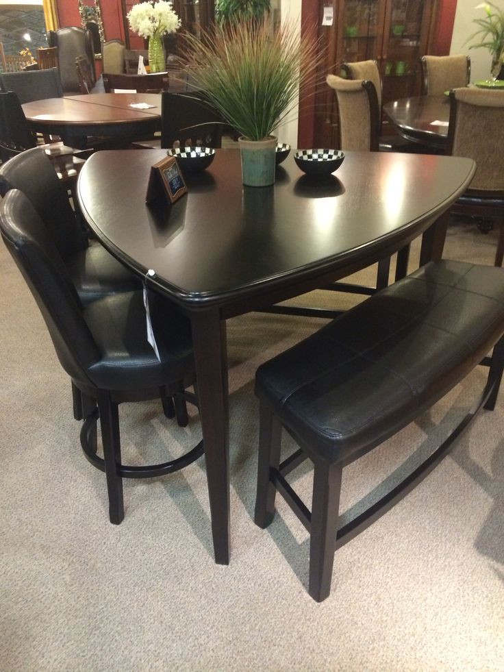 Best ideas about Triangle Dining Table . Save or Pin 17 Best images about tables on Pinterest Now.