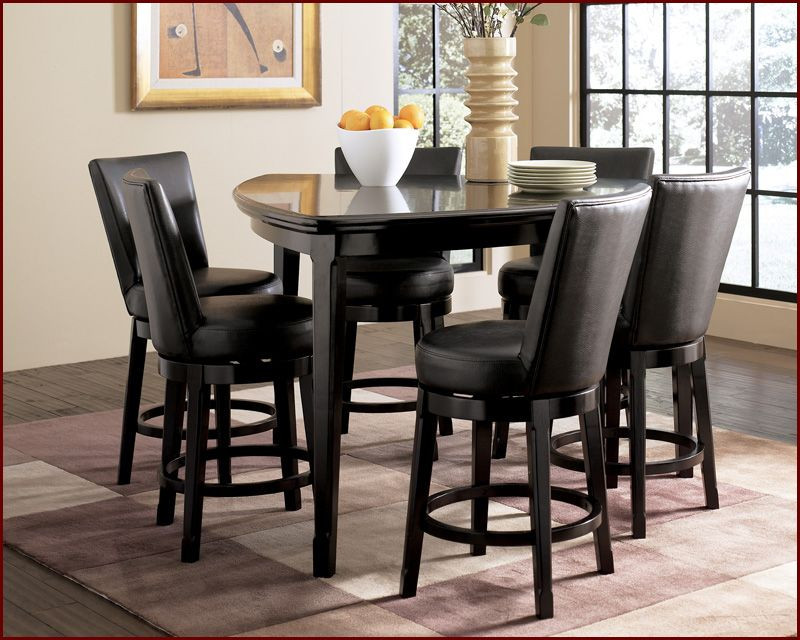 Best ideas about Triangle Dining Table . Save or Pin Triangle Counter Height Dining Table Dining Room Now.