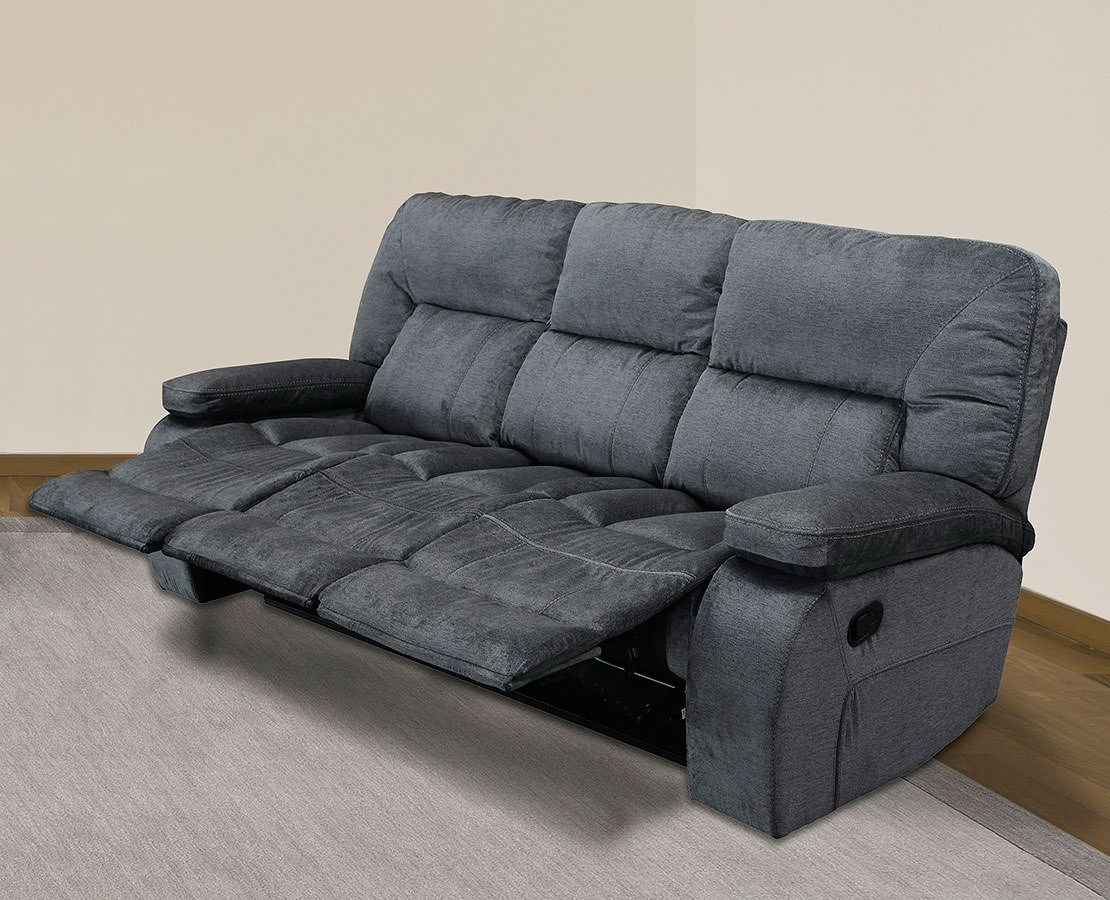 Best ideas about Triple Reclining Sofa . Save or Pin Chapman Triple Reclining Sofa Polo Parker Living Now.