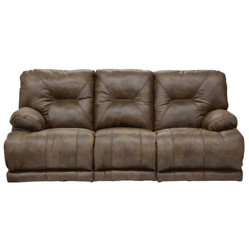 Best ideas about Triple Reclining Sofa . Save or Pin Voyager Power Lay Flat Triple Reclining Sofa Elk Now.