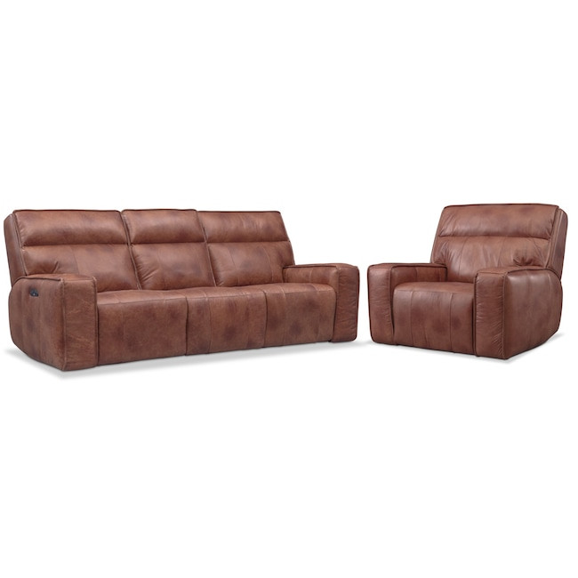 Best ideas about Triple Reclining Sofa . Save or Pin Bradley Triple Power Reclining Sofa and Recliner Set Now.