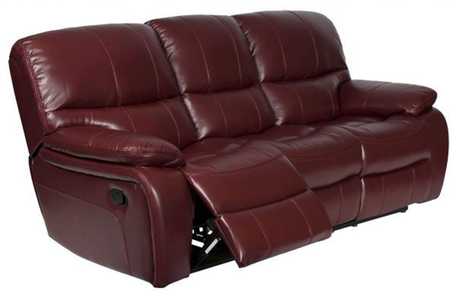 Best ideas about Triple Reclining Sofa . Save or Pin Evan Power Triple Reclining Sofa Now.