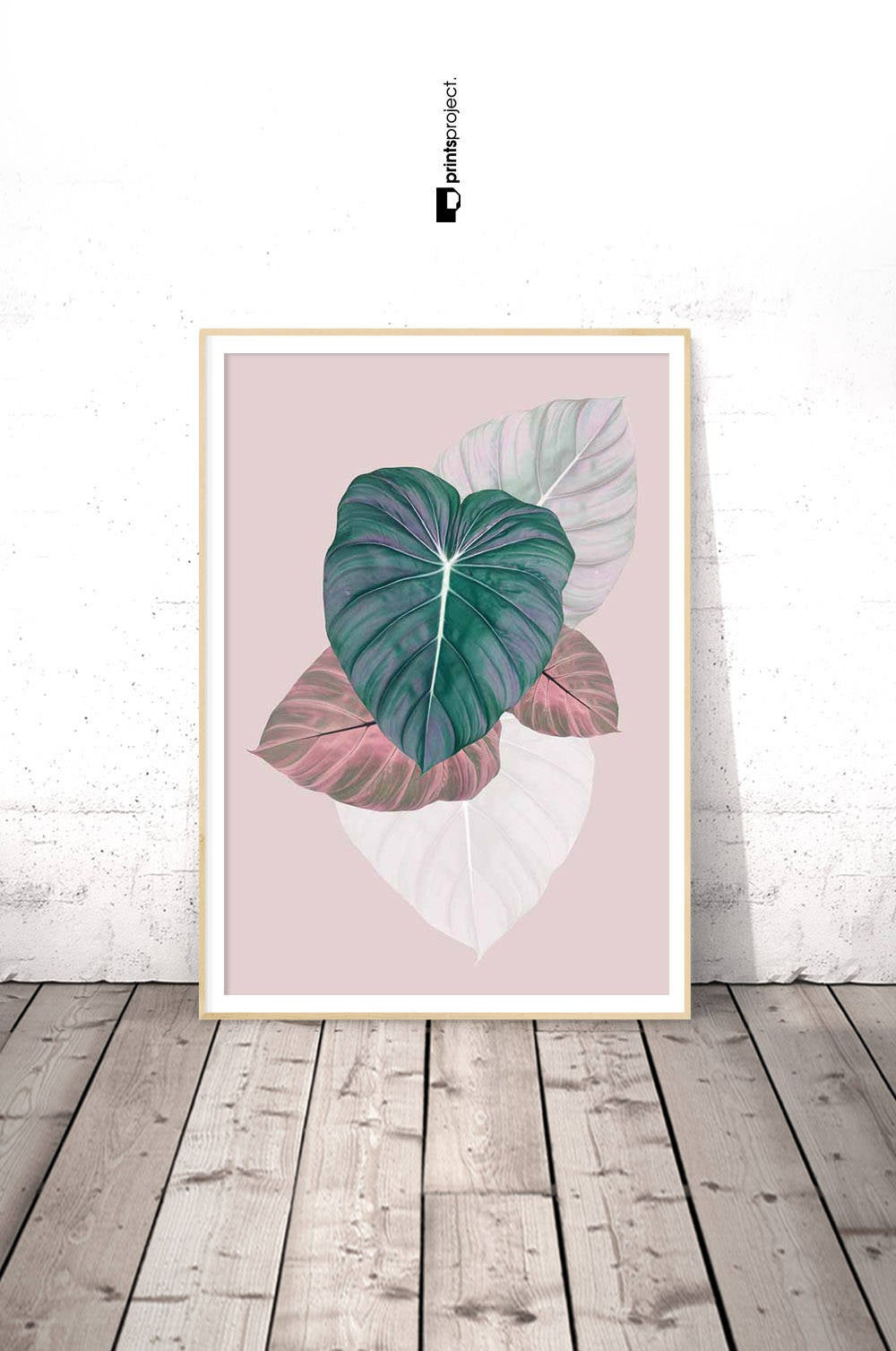 Best ideas about Tropical Wall Art . Save or Pin Leaf Printable Tropical Wall Art Tropical Decor Botanical Now.
