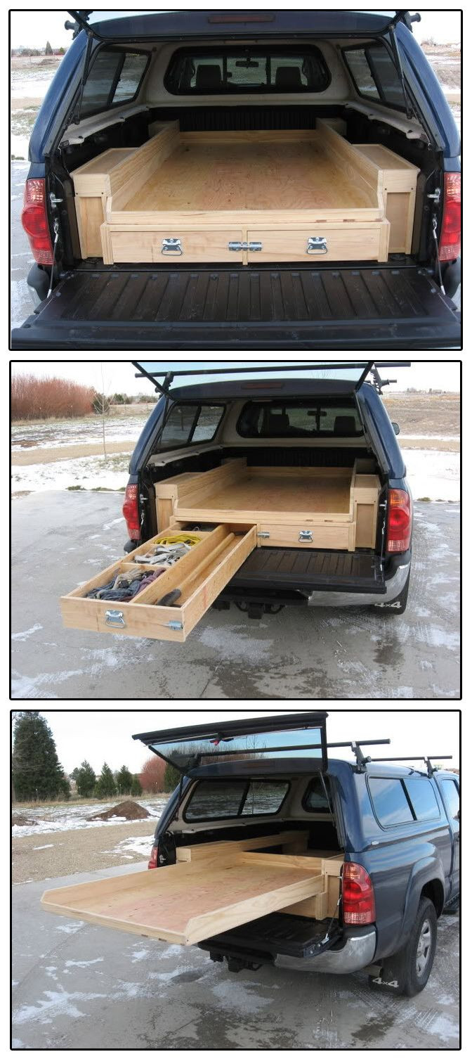 Best ideas about Truck Bed Organizer DIY . Save or Pin 25 best ideas about Truck Bed Storage on Pinterest Now.