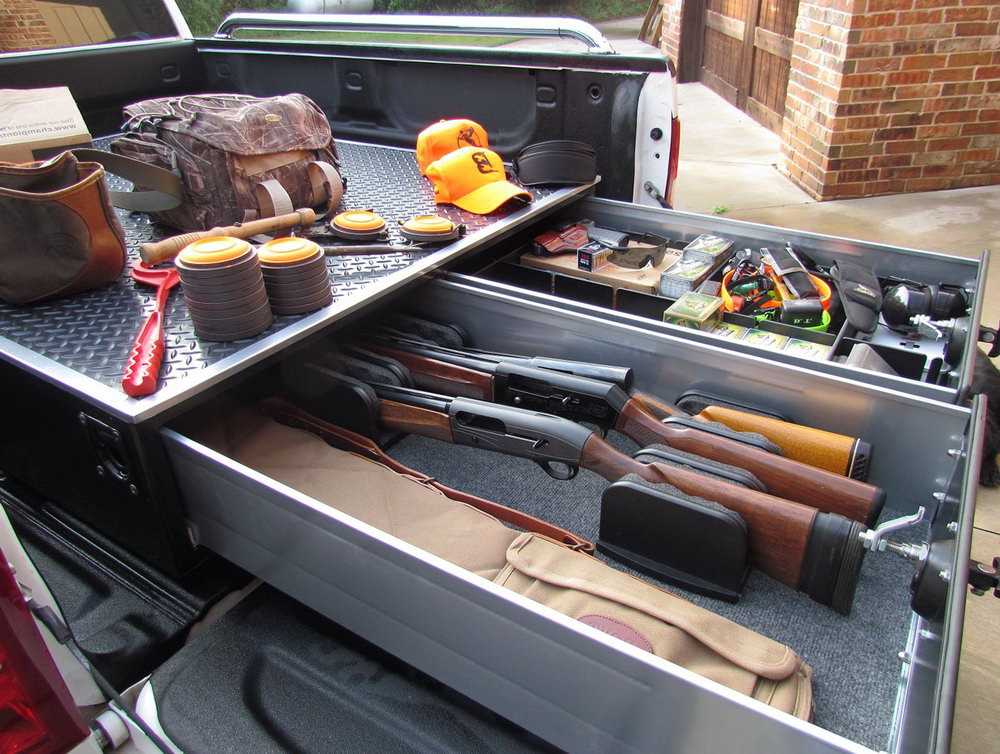 Best ideas about Truck Bed Organizer DIY . Save or Pin Survey Truck Bed Organizer Now.
