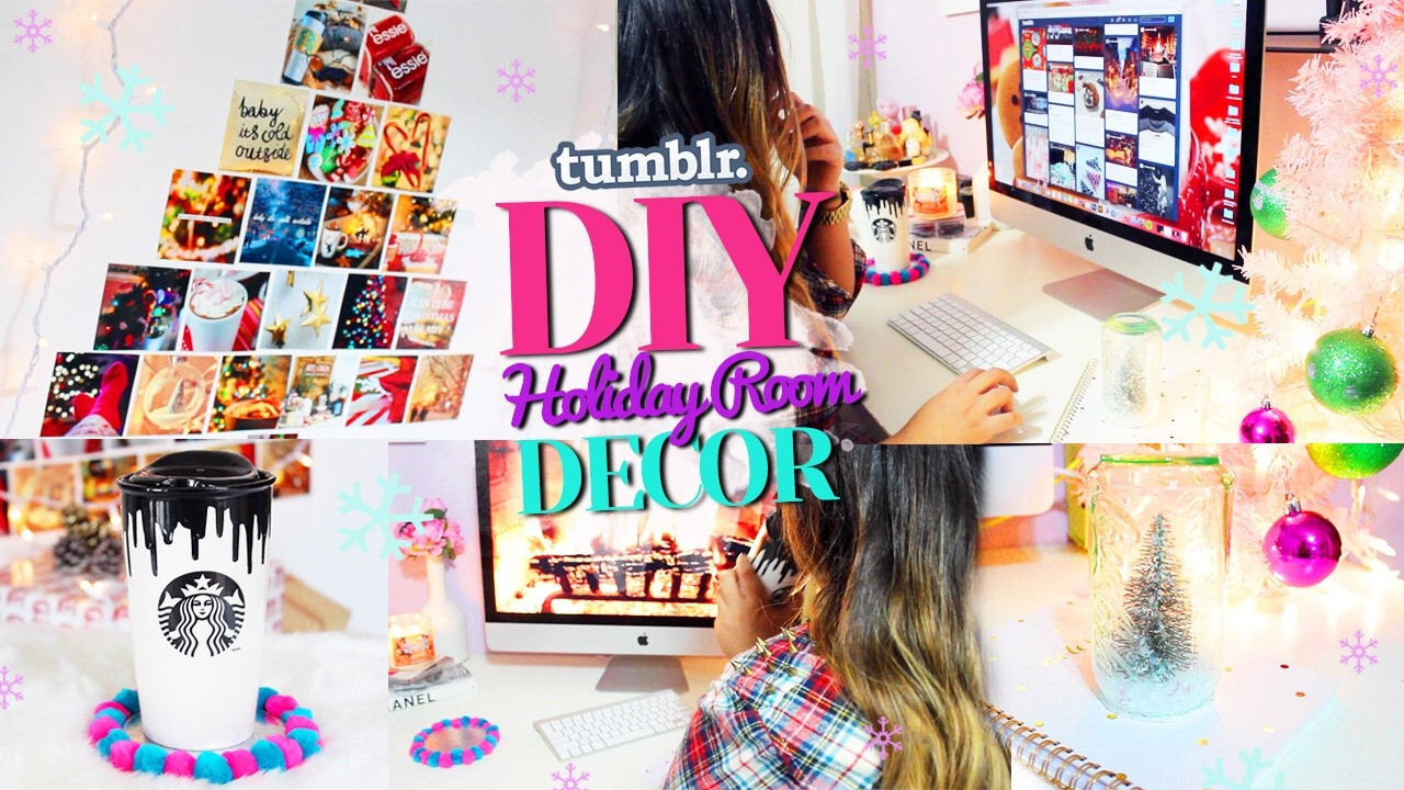 Best ideas about Tumblr DIY Room Decor . Save or Pin ALL NEW DIY ROOM DECOR TUMBLR INSPIRED Now.