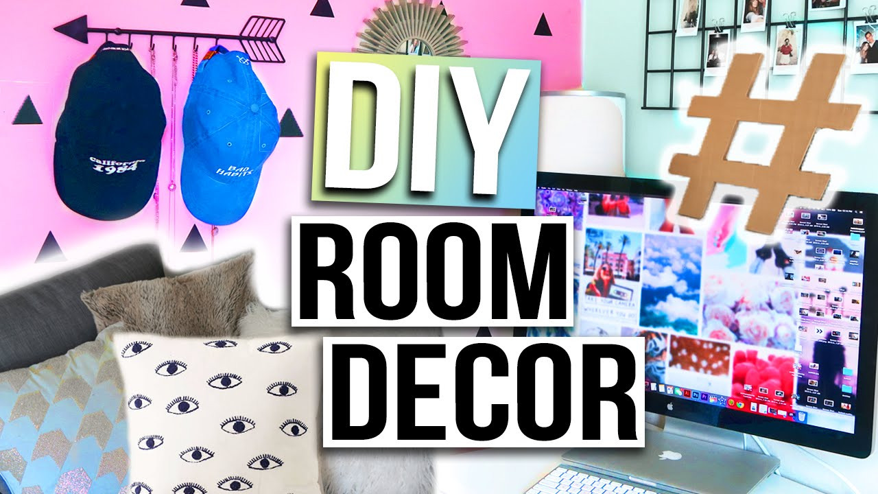 Best ideas about Tumblr DIY Room Decor . Save or Pin DIY Room Decor Tumblr Urban Outfitters Inspired Now.