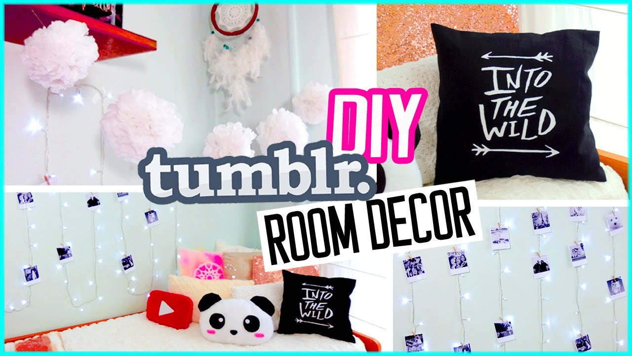Best ideas about Tumblr DIY Room Decor . Save or Pin DIY Tumblr ROOM DECOR DIY Polaroids Urban Outffiters Now.