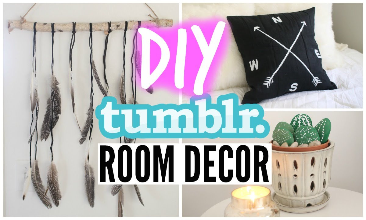 Best ideas about Tumblr DIY Room Decor . Save or Pin DIY Tumblr Room Decor For Cheap Now.