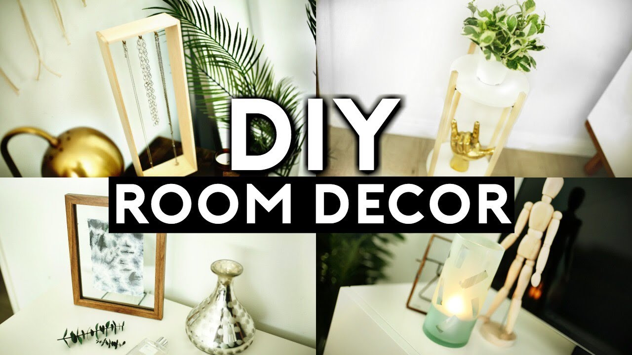 Best ideas about Tumblr DIY Room Decor . Save or Pin DIY ROOM DECOR TUMBLR INSPIRED MINIMAL & CHEAP 2017 Now.