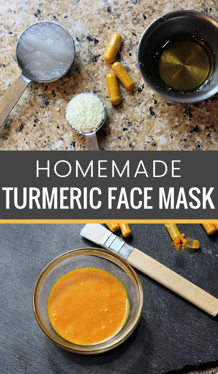 Best ideas about Turmeric Face Mask DIY . Save or Pin Homemade Turmeric Face Mask Recipe Now.
