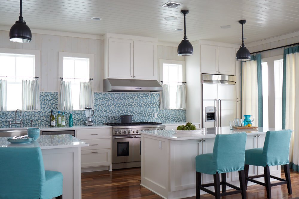 Best ideas about Turquoise Kitchen Decor Ideas . Save or Pin the Gulf… Texas Style Now.