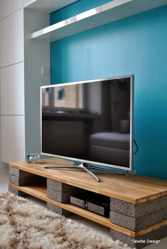 Best ideas about Tv Stand Ideas DIY . Save or Pin 17 best ideas about Diy Tv Stand on Pinterest Now.