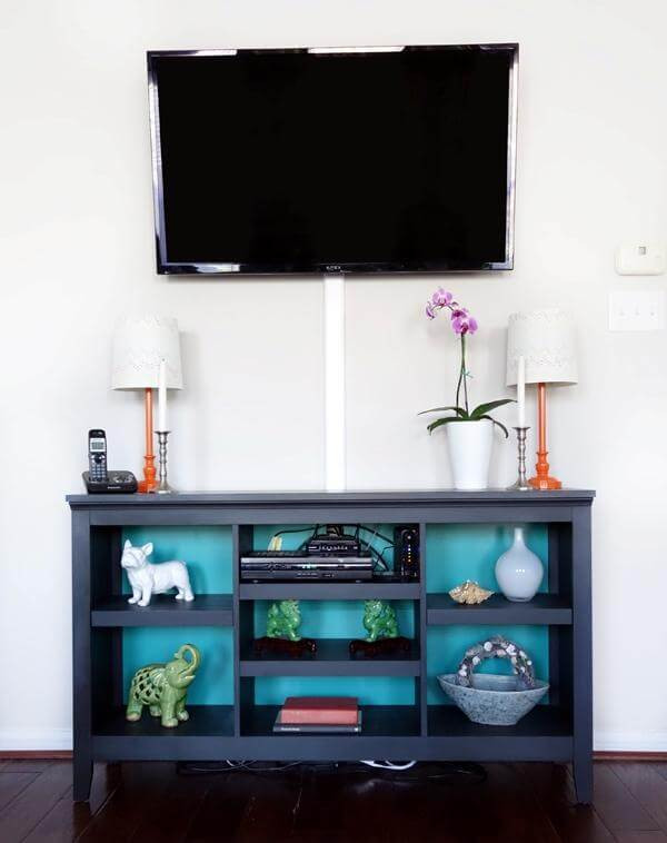Best ideas about Tv Stand Ideas DIY . Save or Pin TV Stand MakeoverDesign Ideas Now.