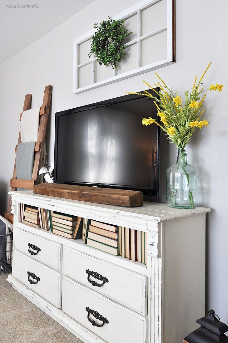 Best ideas about Tv Stand Ideas For Living Room . Save or Pin Best 25 Rustic tv stands ideas on Pinterest Now.