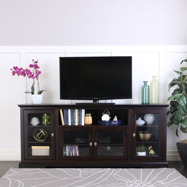 Best ideas about Tv Stand Ideas For Living Room . Save or Pin Best 25 Tv stand decor ideas on Pinterest Now.