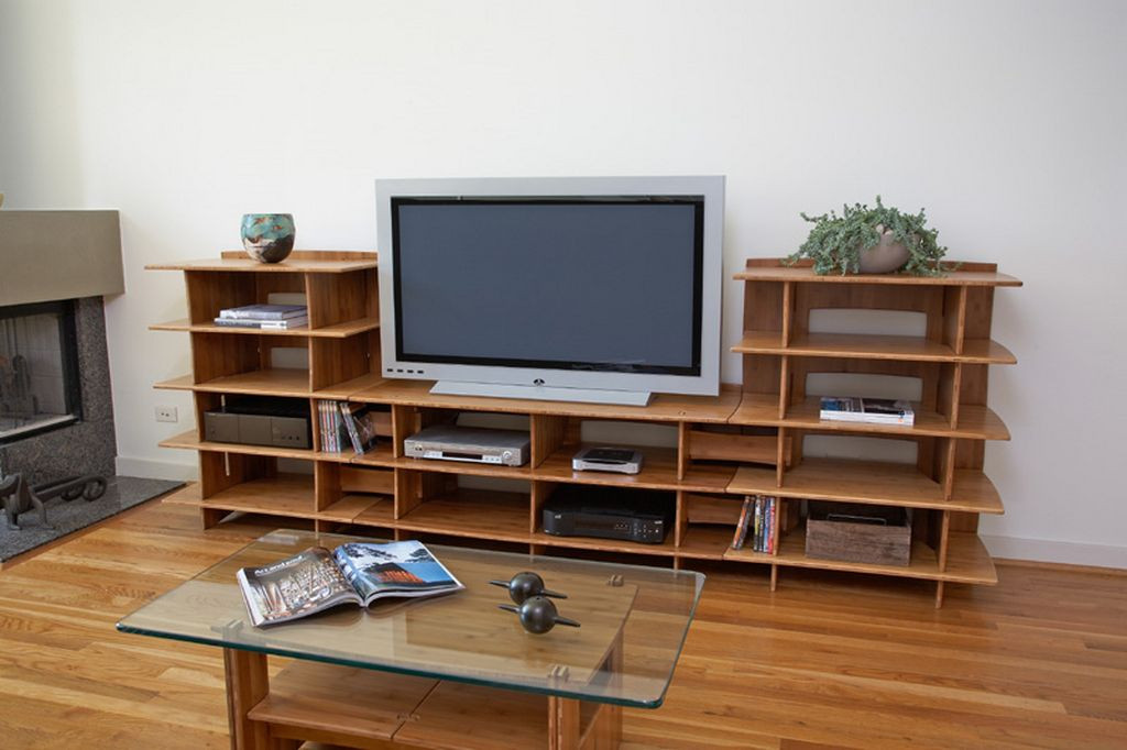 Best ideas about Tv Stand Ideas For Living Room . Save or Pin TV Stand Ideas For Living Room Now.