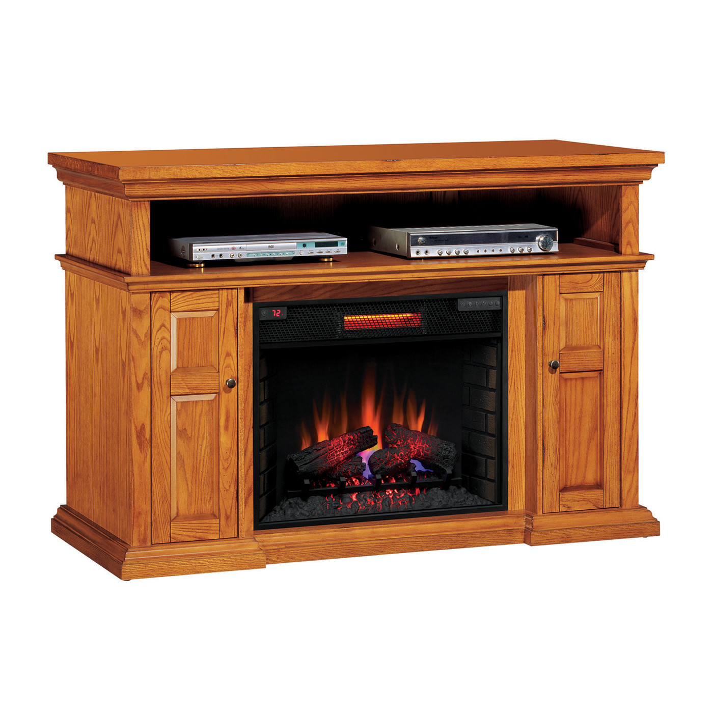 Best ideas about Tv Stand With Fireplace Lowes . Save or Pin Inspirations Electric Fireplace Tv Stand Lowes For Now.