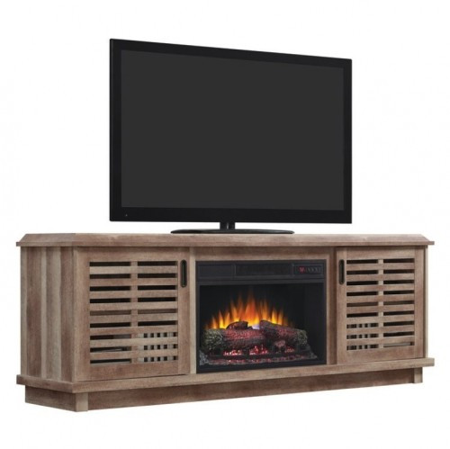 Best ideas about Tv Stand With Fireplace Lowes . Save or Pin Electric Fireplaces Lowe39s Canada Tv Stand With Electric Now.