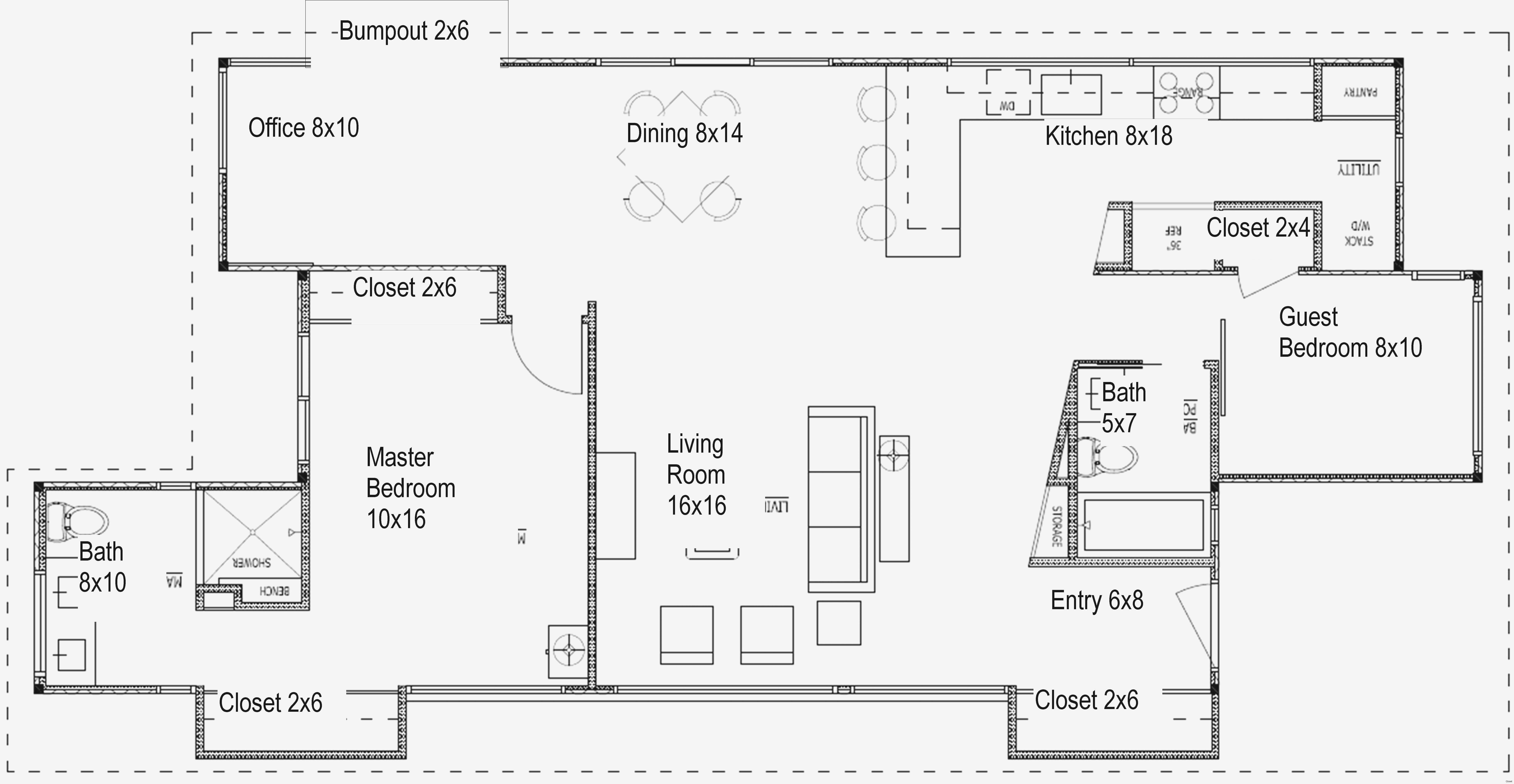 Best ideas about Typical Bedroom Size . Save or Pin Average Size for Master Bedroom Best Best Walk In Now.