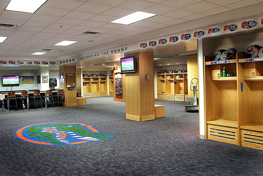 Best ideas about Uf Game Room . Save or Pin 5 Inspirational Ideas for Creating your own Florida Gators Now.