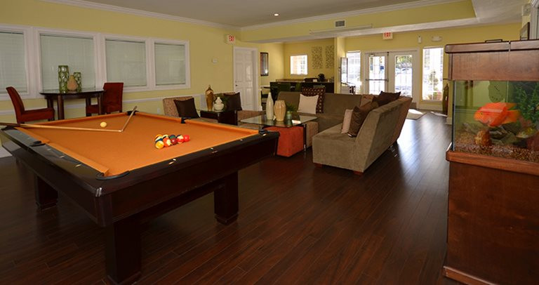 Best ideas about Uf Game Room . Save or Pin University Club Apartments Student Housing Gainesville FL Now.