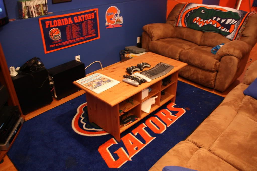 Best ideas about Uf Game Room . Save or Pin Gator room Bedroom Decor Pinterest Now.