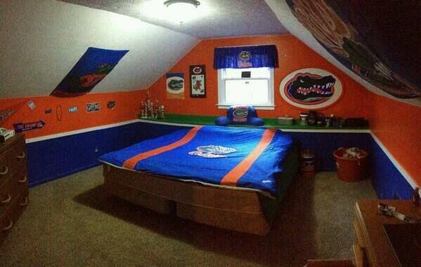Best ideas about Uf Game Room . Save or Pin 25 best ideas about Florida Gators Room on Pinterest Now.