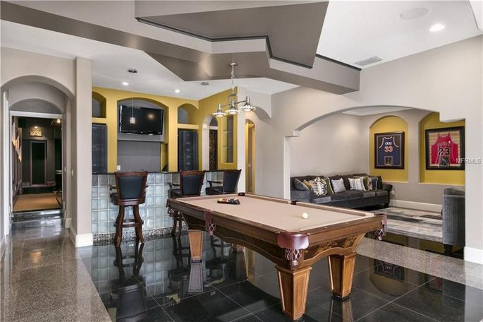 Best ideas about Uf Game Room . Save or Pin Former Gator Percy Harvin Places Florida Estate on the Now.