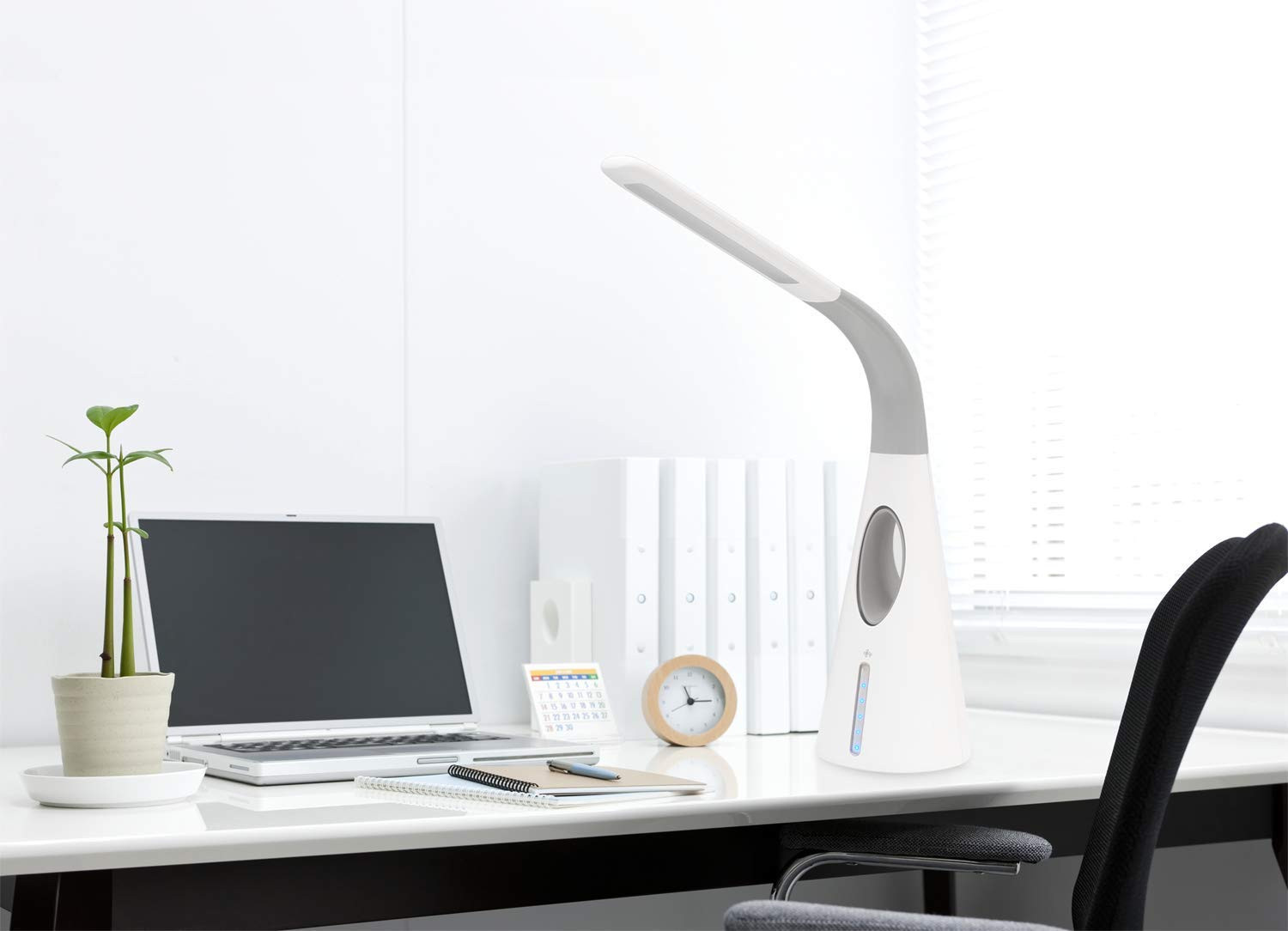 Best ideas about Ultrabrite Led Desk Lamp With Bladeless Fan . Save or Pin Ultra Brite Led Desk Lamp Review Now.