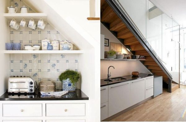 Best ideas about Under Stair Storage Ideas . Save or Pin 60 Under Stairs Storage Ideas For Small Spaces Making Your Now.