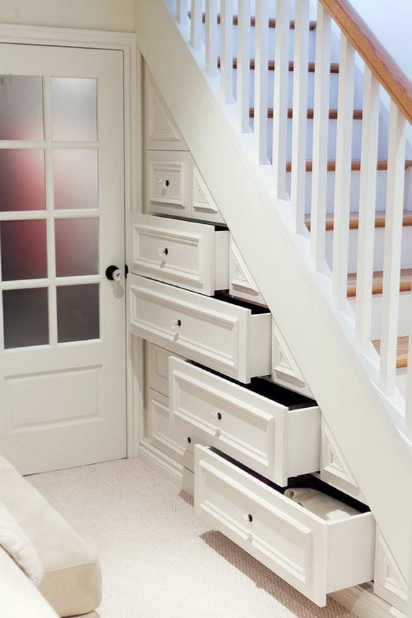 Best ideas about Under Stair Storage Ideas . Save or Pin Creative Under the Stair Storage Ideas Noted List Now.
