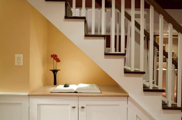 Best ideas about Under Staircase Storage Ideas . Save or Pin 60 Unbelievable under stairs storage space solutions Now.