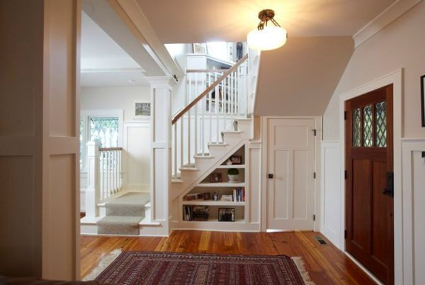 Best ideas about Under Staircase Storage Ideas . Save or Pin Ideas For Use Space Under Stairs With Storage Now.