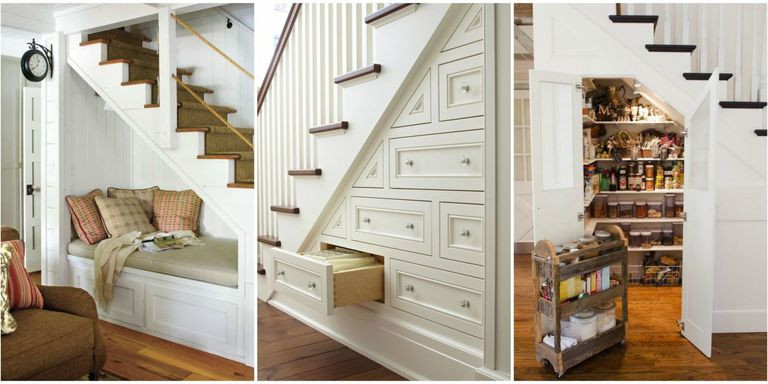 Best ideas about Under Staircase Storage Ideas . Save or Pin 15 Genius under Stairs Storage Ideas What to Do With Now.
