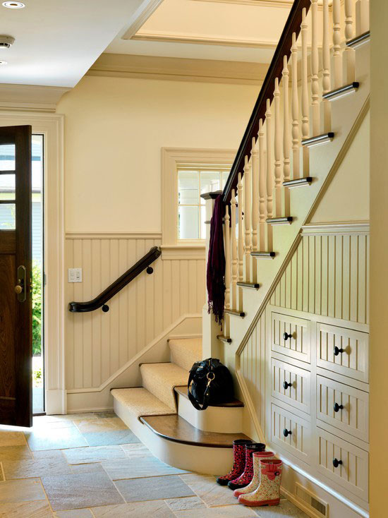 Best ideas about Under Stairs Storage Idea . Save or Pin 37 Functional and Creative Under Stair Storage Ideas Now.