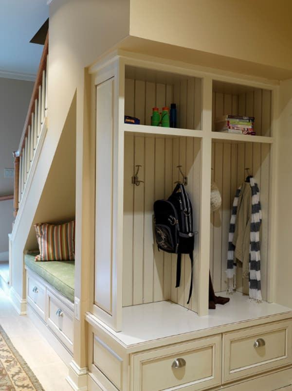 Best ideas about Under Stairs Storage Idea . Save or Pin 60 Unbelievable under stairs storage space solutions Now.