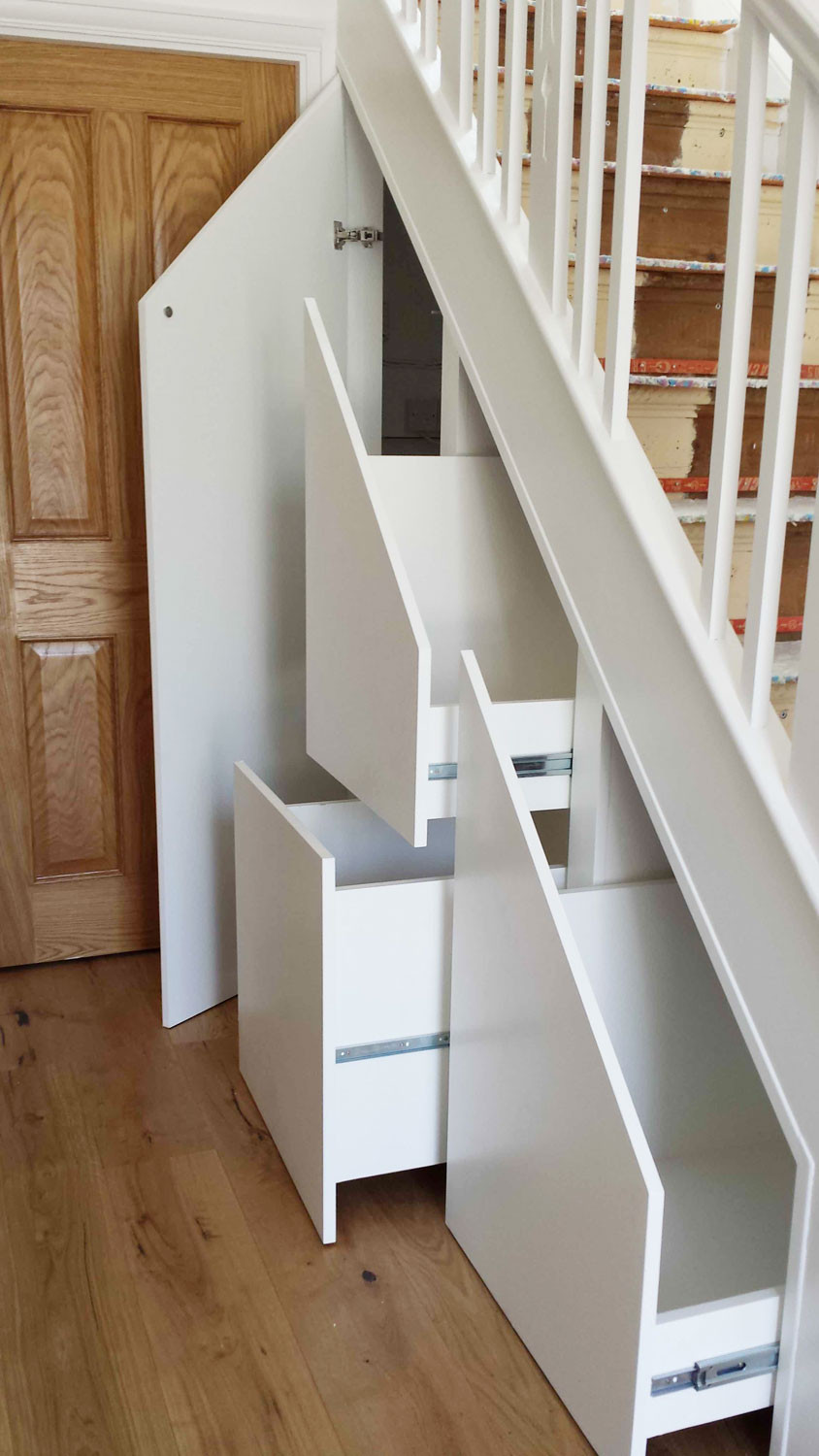 Best ideas about Under Stairs Storage . Save or Pin Under stairs storage in London Surrey Now.