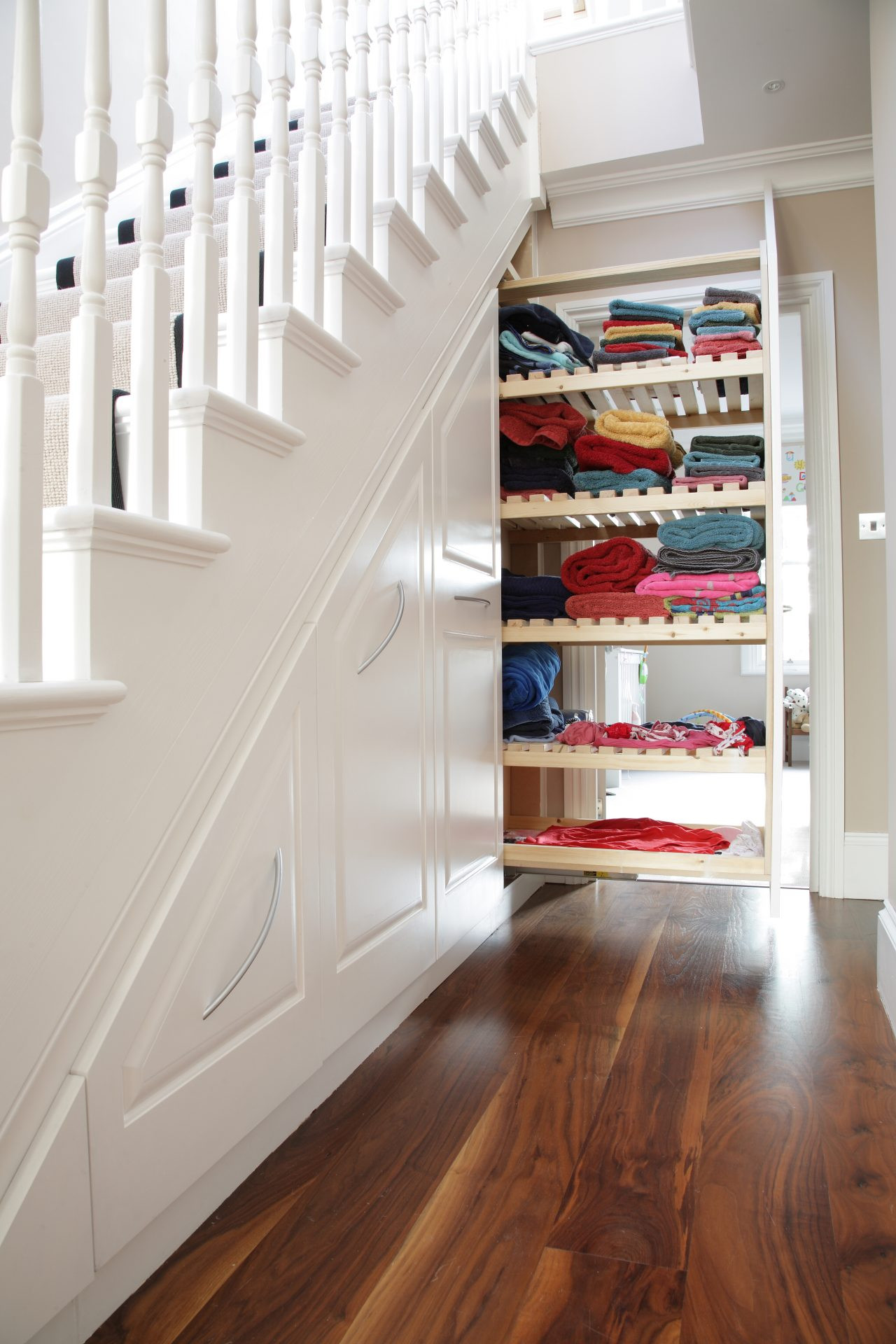 Best ideas about Under Stairs Storage . Save or Pin Traditional under stairs storage unit JOAT London Now.