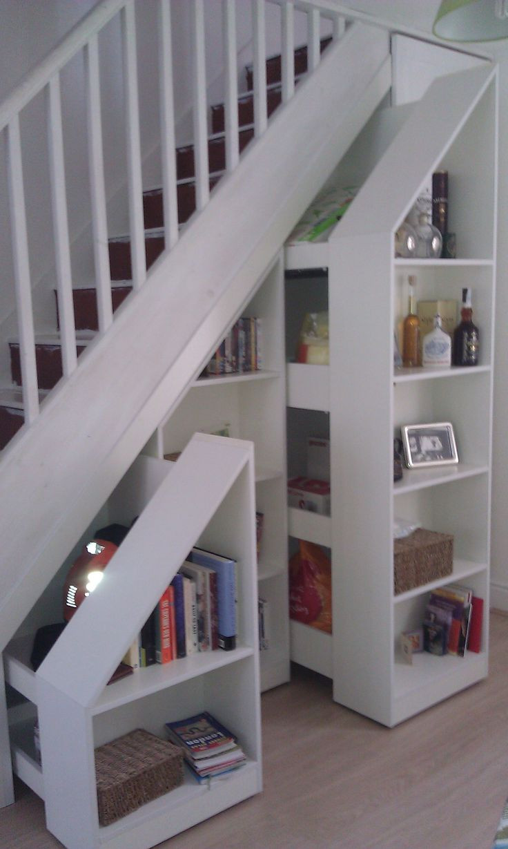 Best ideas about Under The Stairs Storage . Save or Pin Best 25 Stair storage ideas on Pinterest Now.